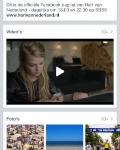 TRAILER VAL FBPAGINA HART VAN NEDERLAND. 26-06-2015