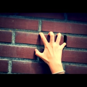 hand muur maria