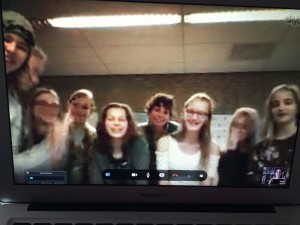 Skype interview door klas H2A