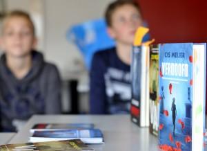 Lezing 1e klassen CLA foto: Willem Veldkamp